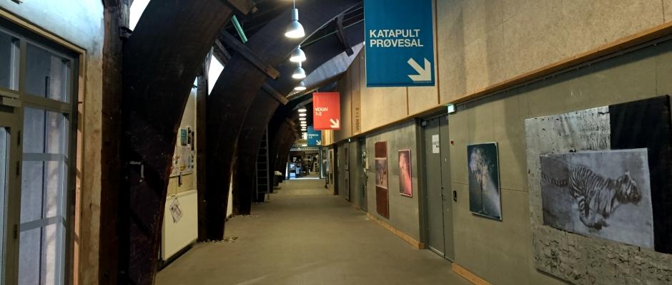 Værksteder, Godsbanen © AarhusPilot | Kirsten K. Kester