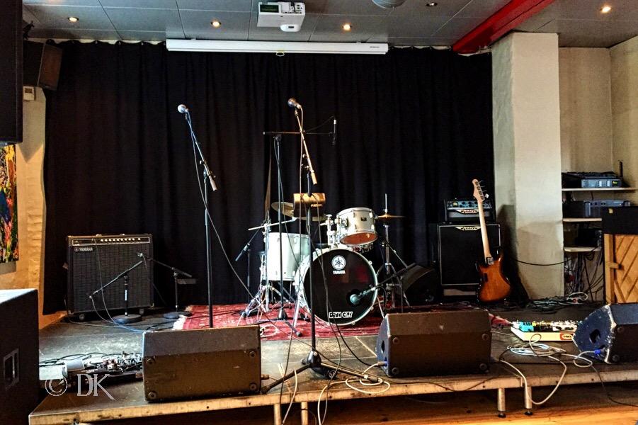 Stage at Gyngen © AArhusPilot | Kirsten K. Kester