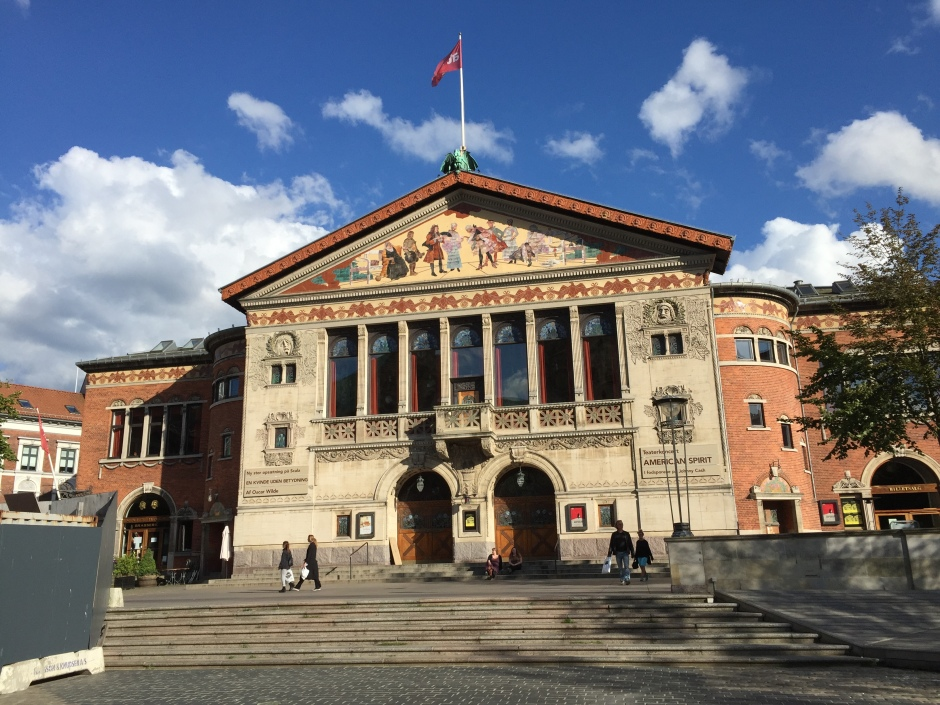 Aarhus Teater © AArhusPilot | Kirsten K. Kester