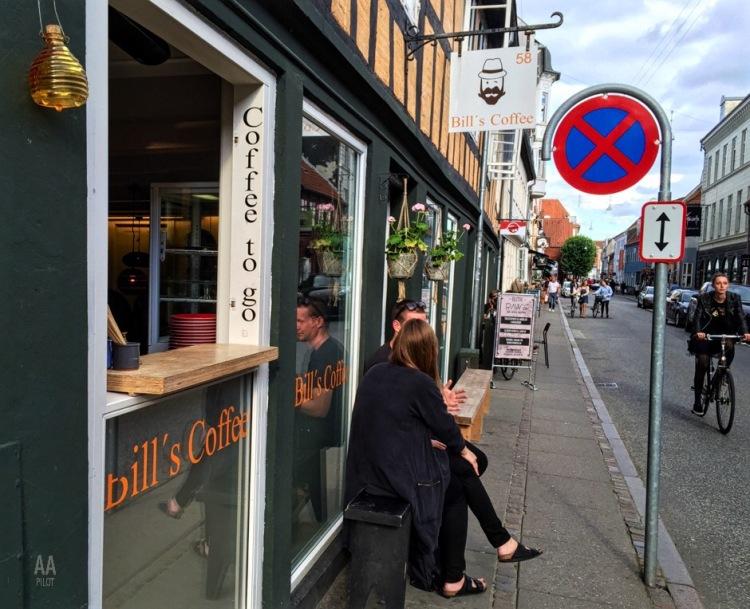 Bill's Coffee © AArhusPilot.com | Kirsten K. Kester