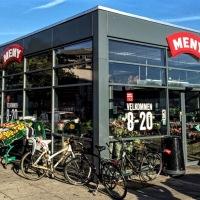 Supermarked  Meny - Langenæs
