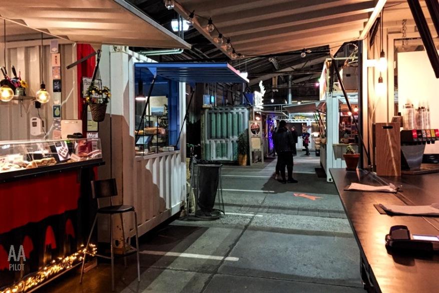 Food stalls at Arhus Street Food © AArhusPilot.com | Kirsten K. Kester