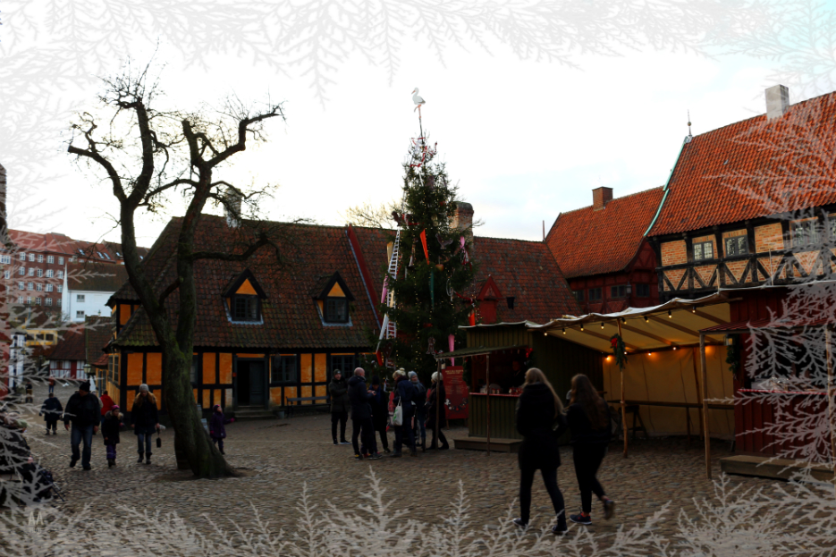 Christmas at The Old Town © AArhusPilot.com | Kirsten K. Kester