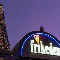 Jul i Tivoli Friheden