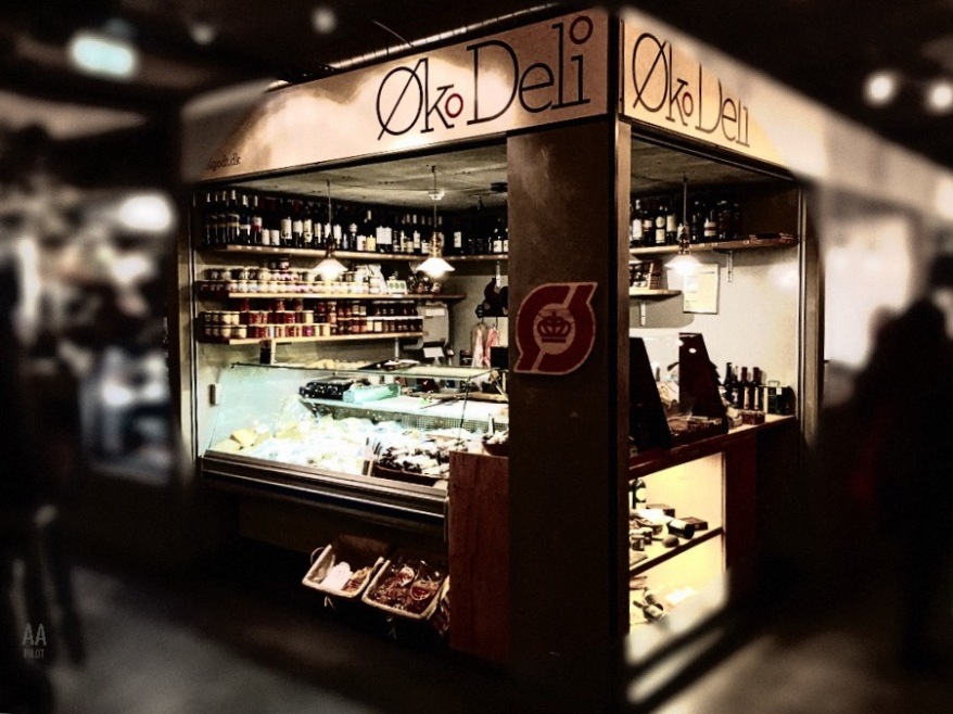 Øko, Deli @ Aarhus Central Food Market © AArhusPilot.com | Kirsten K. Kester