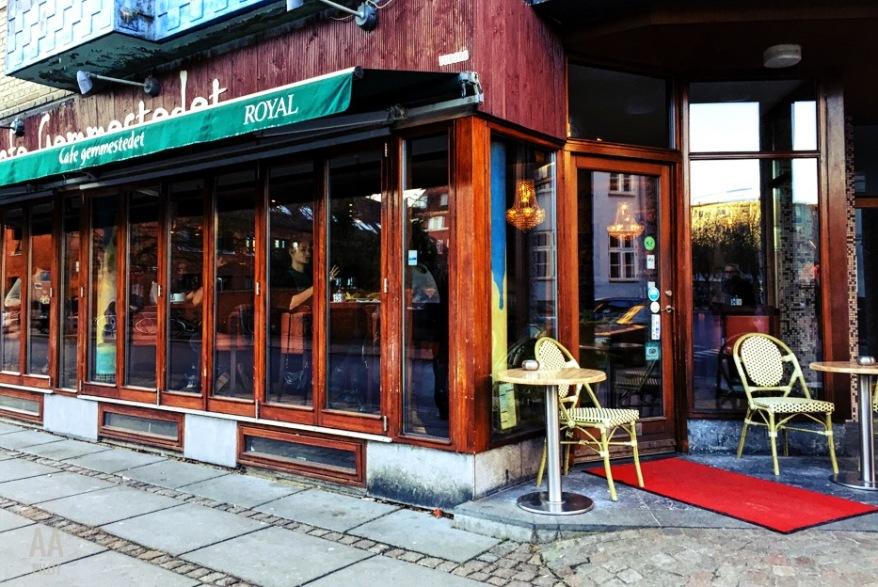 Café Gemmestedet © AArhusPilot.com | Kirsten K. Kester