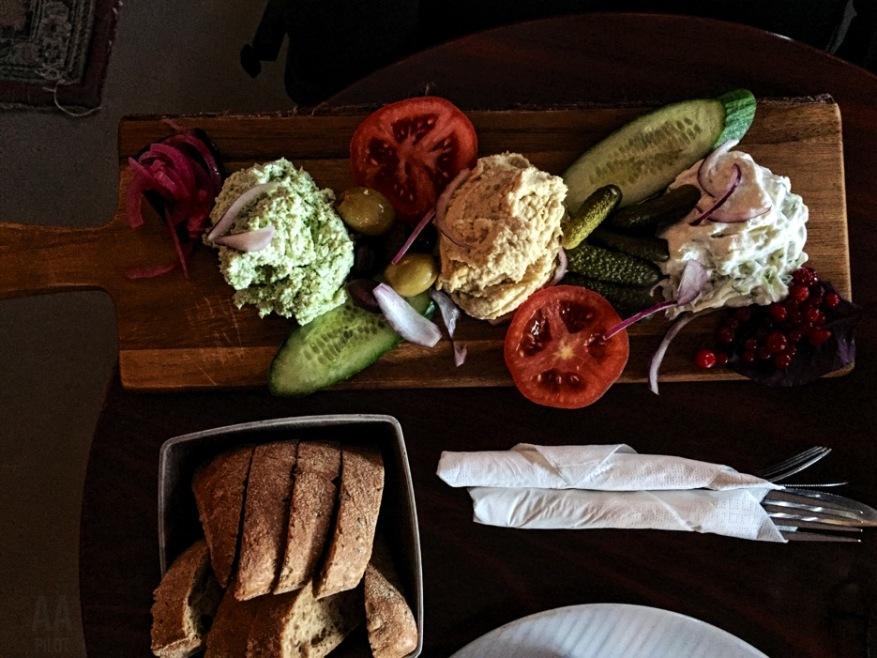 Wonderful food at Café Gemmestedet © AArhusPilot.com | Kirsten K. Kester