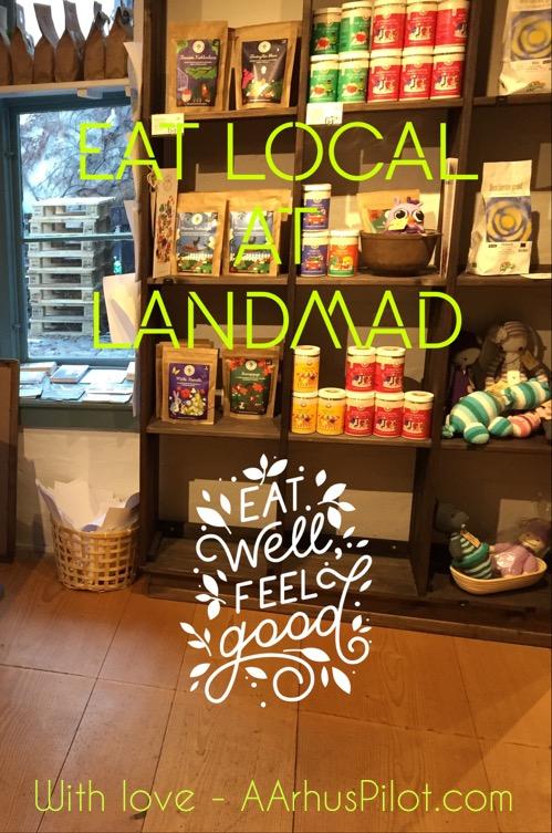 Eat well from Landmad © AArhusPilot.com | Kirsten K. Kester