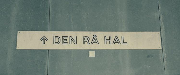 Den Rå Hal, Godsbanen © AarhusPilot | Kirsten K. Kester