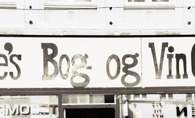 Løve's Bog- og VinCafé © AarhusPilot | Kirsten K. Kester