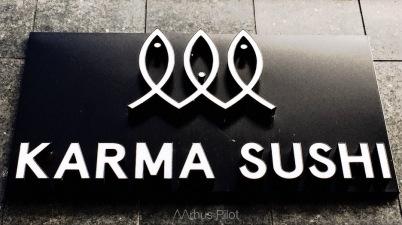 Karma Sushi © AarhusPilot   Kirsten K. Kester