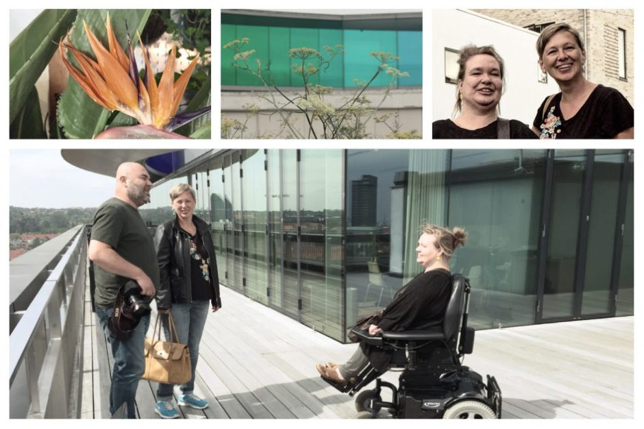 Interview til Handicapnytt © AarhusPilot | Kirsten K. Kester